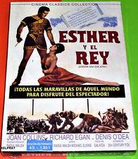 ESTHER Y EL REY Raoul Walsh 1960 -DVD R2- Precintada