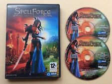 Jeu PC Spell Force The Order Of Dawn