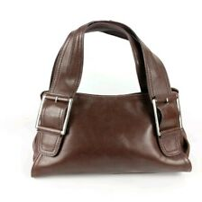 Next Brown Faux Leather Handbag 30cm X 16cm