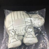 "Star Wars Comic Images Shaped Figural Hoth BACKPACK BUDDY AT-AT WALKER 18"" NWT"