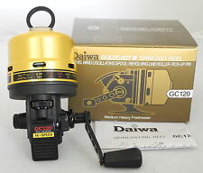 Daiwa GoldCast III 4.1:1 Spincast Left/Right Hand Fishing Reel - GC120