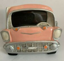 3D Chevy Bel Air Pink Photo Picture Frame Chevrolet VTG Car