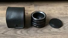 Soligor Tele Converter 2x- Made In Japan- Good Condition- Lens- With 1 Cap