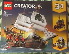 LEGO® 31109 Creator 3-in-1 Pirate Ship Brand New and Sealed