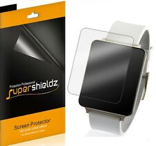 6X Supershieldz Anti Glare (Matte) Screen Protector Shield Guard For LG G Watch