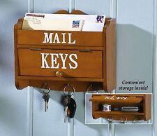 Стойка для ключей и почты