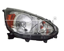 TYC NSF Right Side Halogen Headlight Assy For Mitsubishi Mirage 2014-2015 Models