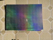 10 Pcs Hologram Printing Paper Adhesive Sticker Label Gold Sliver Laser Printer