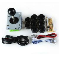 Retropie Arcade Game Kit DIY Parts : PC USB Encoder+Joysticks+Push Buttons