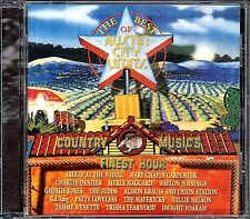 The Best Of Austin City Limits~Waylon Jennings~The Judds~Various Artist~CD~VG