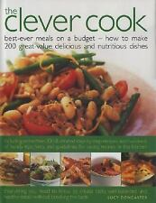 Clever Cook: Best ever meals on a budget - how to make 175 great-value-ExLibrary