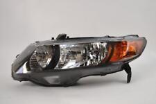 2006-2008 HONDA CIVIC  DRIVER SIDE FRONT HALOGEN HEADLIGHT HD468-A001L