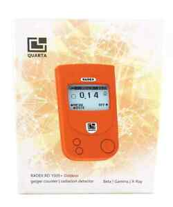 Radex RD1503+ High Accuracy Geiger Counter, Radiation Detector - with Dosimeter