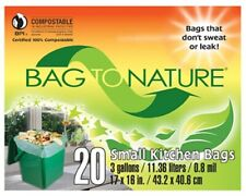 20Ct 3Gal Compost Bag,Part Mbp35201