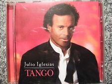 CD Julio Iglesias / Tango – Album 1996