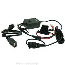 Usb Motocicleta directa a la batería de alambre duro Cable De Carga