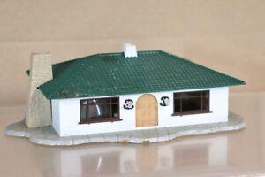 TRIANG HORNBY MODEL LAND RML11 SAN FERNANDO BUNGALOW HOUSE RAILWAY LAYOUT nv