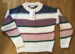 BRAND NEW GIRLS JUMPER BY MARKS & SPENCER AGE 7 - 8 YEARS RRP £14