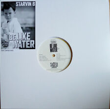 "Starvin B - Be Like Water EP Yellow Vinyl 12"" New & Unplayed feat. Sean Price"