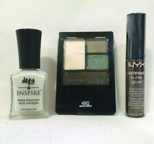 Nails Eyes and Lips Cosmetic Set plus Gift Bag Defy & Inspire Maybelline NYX New