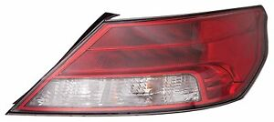 FITS FOR ACURA TL 2012 2013 2014 REAR TAIL LAMP LIGHT RIGHT PASSENGER