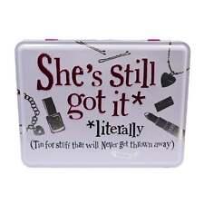 Bright Side She's Still Got It Tin
