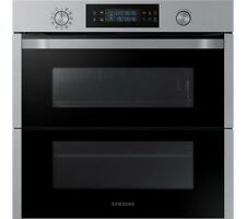 New SAMSUNG Dual Cook Flex NV75N5641RS Electric Oven-Stainless Steel