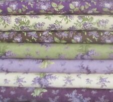 Lilac Ridge Half Yard Fabric Bundle - Jan Patek - Moda