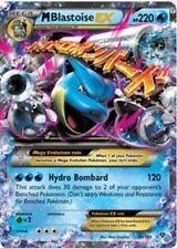 M blastiose ex 30 Mega Pokemon XY Base Ultra Raro-condición de menta/casi como nuevo