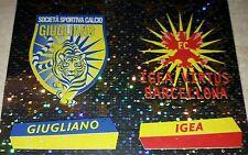 FIGURINA CALCIATORI PANINI 2000-01 699 ALBUM 2001
