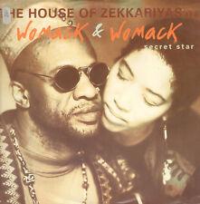 THE HOUSE OF ZEKKARIYAS - Secret Star - Aka Womack & Womack - Warner