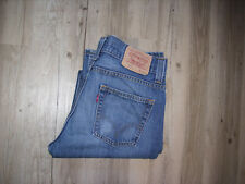 Levis 512 .0300 (0965) Bootcut Jeans W32 L34 SOLD OUT+ DISCONTINUED HZ512