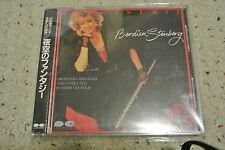 Rare Japan Berdien Stenberg CD - Berdinerie (OBI)