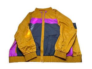 Nike Air Jordan Wings Men Size 4XL Loose Fit Full Zip Jacket AV1302-451 New