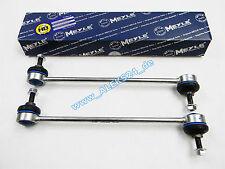 Meyle Hd 2x barra de Acoplamiento Estabilizador reforzado OPEL CORSA D IZQ. +