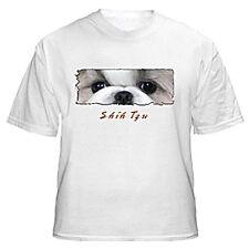 "Shih Tzu  # 1   "" The Eyes Have It ""    Custom  Made   T shirt"