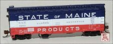 ESM N Scale 225105 40' Insulated XIH Boxcar Bangor and Aroostook #2213 New!