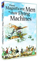Those Magnificent Men in Their Flying Machines DVD (2006) Terry-Thomas, Annakin