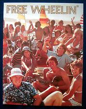Prospekt brochure 1976 Ford Free Wheelin' Mustang Shelby Cobra * Stallion (USA)