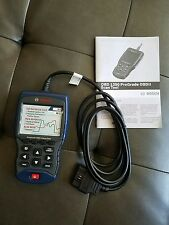 BOSCH model 1350 ProGrade OBD II SRS ABS CAN scanner color screen, updateable