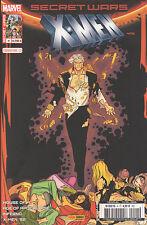 SECRET WARS X-MEN N° 4 COUV 1 Marvel France Panini comics