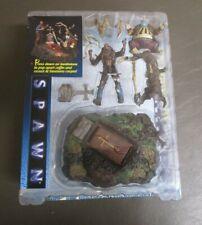 The Graveyard Playset MCFARLANE TOYS Spawn Movie MOC GV