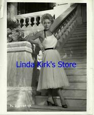 Glynis Johns Promotional Photograph B&W TV Promo Picture Beautiful Blonde