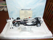 Kimi Raikkonen 1;18 Mclaren Racesuit Limited Edition