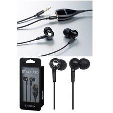 CRESYN C412E Earphones Stereo Headphones Dual-chamber C412E Black /GENUINE