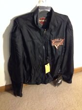Harley-Davidson Fuel Cell Reversible Jacket 97505-12VM/000S Size: Small