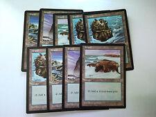 Magic The Gathering - Basic Lands - Island - Tempest