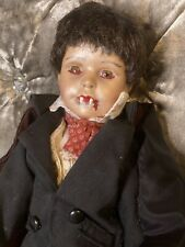 Ooak Gothic Colin The Vampire Charmed With Love Bringing