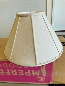 Vintage Canterbury Lamp Shade - Clean and Unmarked Condition