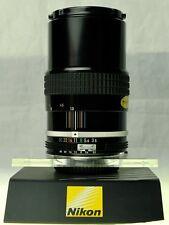 Nikon Nikkor 135 mm f/3.5 Lente AI casi nuevo, sin usar